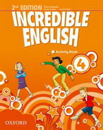Incredible English 2ed. 4 Activity Book